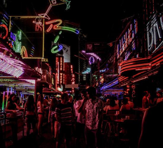 calle turismo sexual thailadia